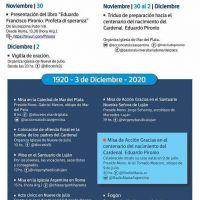 Actos culminantes por el centenario del nacimiento de Pironio