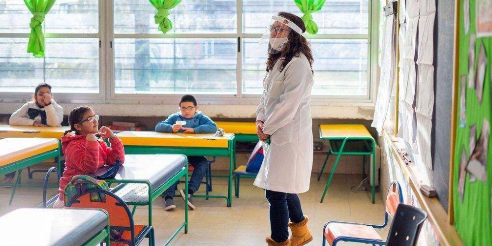 Arrancan obras en escuelas por casi 70 millones de pesos