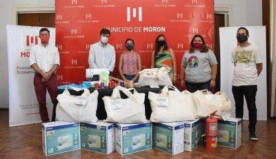 Morón | El Municipio continúa promoviendo el trabajo autogestivo textil