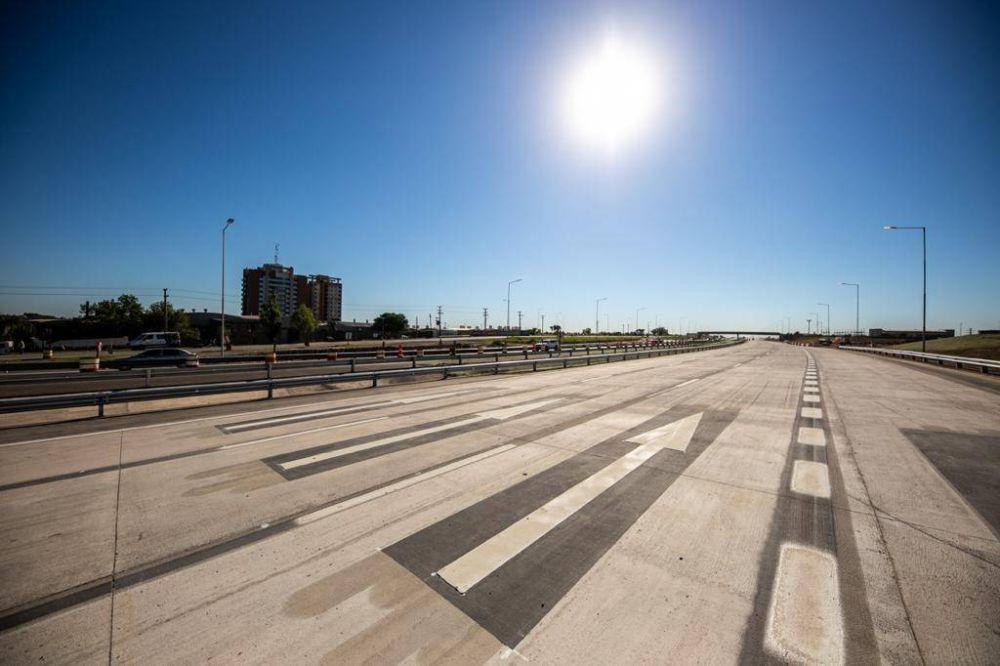 Anuncian que en 2021 estará terminado el tercer carril de Circunvalación