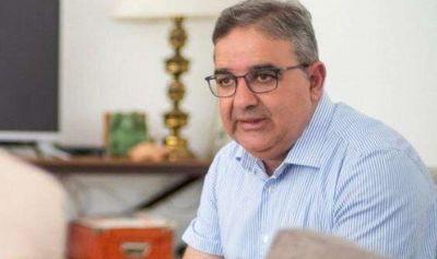 El Gobernador expresó sus condolencias por el fallecimiento de Hugo Argerich