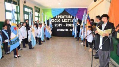Alumnos de las escuelas de periodo especial volvieron a la presencialidad