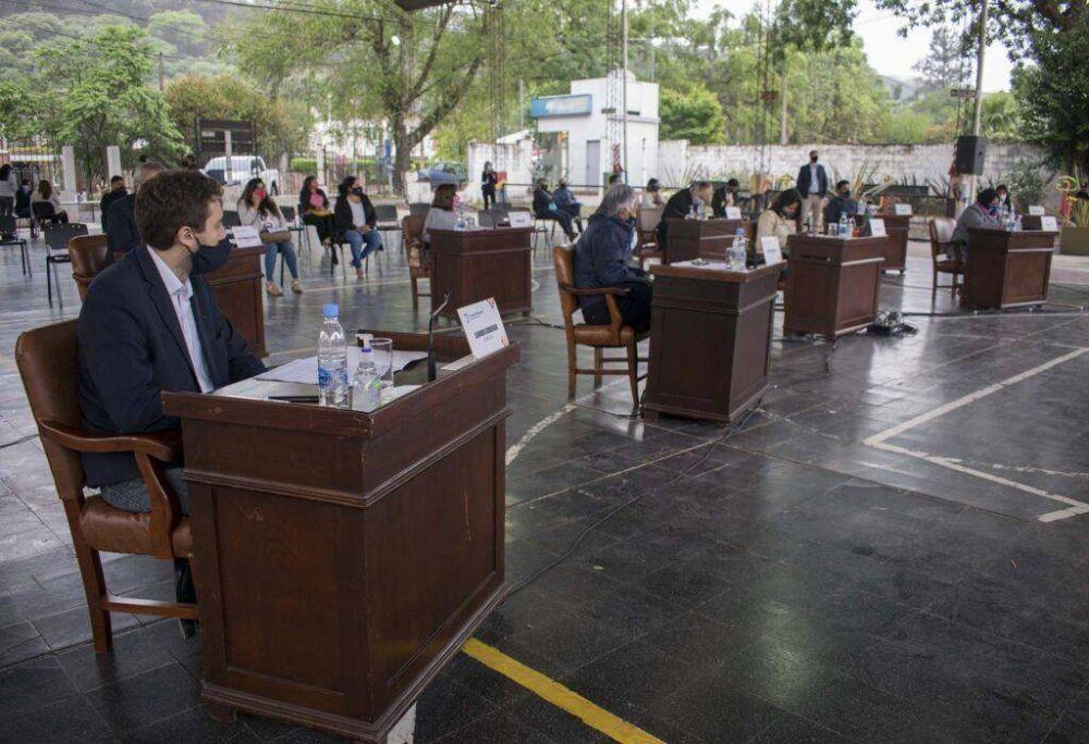 Comercio – Concejales concretaron la séptima sesión