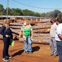 Garantizan apoyo para impulsar el parque industrial de San Carlos