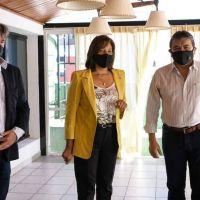 Reunión entre el Gobierno provincial y Uatre por los trabajadores migrantes