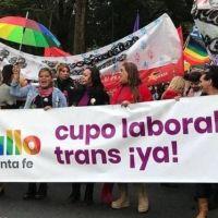 #Inclusión Santa Fe inicia la inscripción para cupo laboral trans