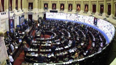 Congreso: habrá sesiones ordinarias hasta el 11 de diciembre y extraordinarias hasta febrero