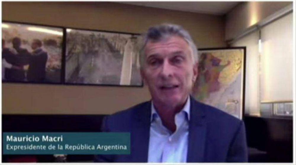 Mauricio Macri sobre el espionaje ilegal: