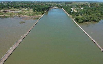 Según ABSA se redujo la cantidad de algas en la toma de agua y se normaliza el servicio