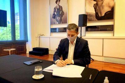 Esteban Echeverría se sumó al sistema de gestión documental digital