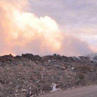 Alarma por incendios en el basural cipoleño