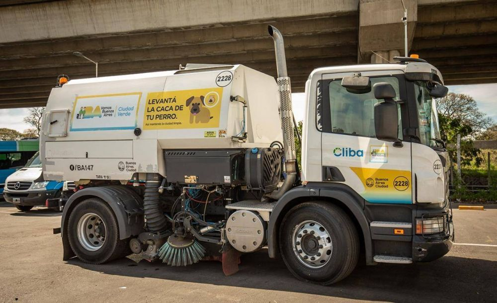 Mensajes en camiones recolectores, colectivos y subtes para generar hábitos saludables