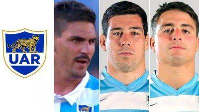 El comunicado de la UAR por los comentarios racistas y xenófobos de Matera, Petti y Socino: qué sanciones recibieron los jugadores de Los Pumas