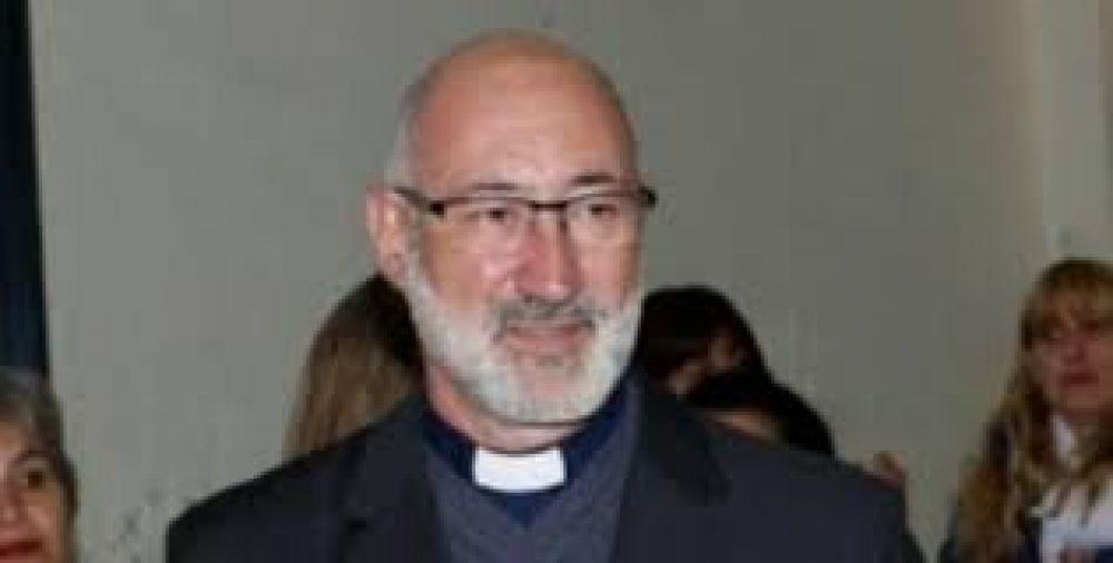 La ordenación episcopal de Mons. Ferrari será el 2 de enero de 2021