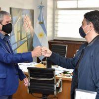 """J. Macri: """"Se hace más fácil dialogar con quien cuenta con la experiencia de haber sido intendente"""""""
