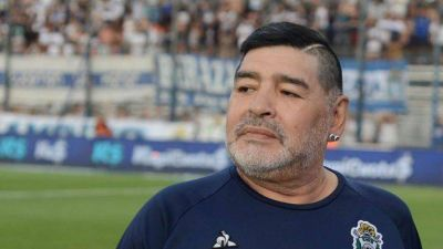 Escobar: el intendente envía proyecto al Concejo Deliberante para que Diego Maradona tenga su propio monumento