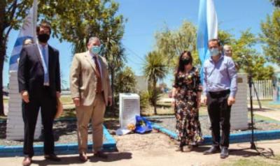 El Embajador de Uruguay visitó Campana