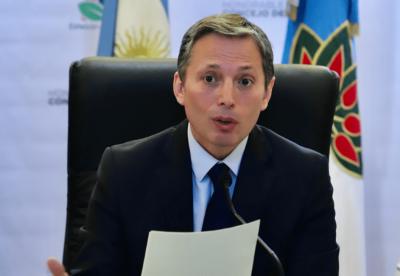 Gray celebró la aprobación en Diputados del convenio de transferencia de fondos de CABA