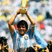 Campaña en Lanús por un monumento a Maradona