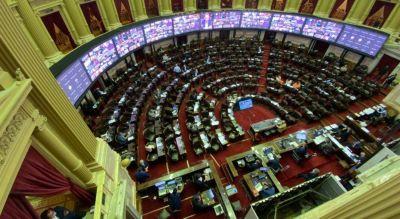 Con el voto de los schiarettistas, Diputados aprobó con cambios la ley que le quita fondos a Caba