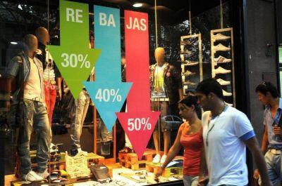 Las ventas minoristas volvieron a bajar en la provincia y suman 33 meses de caída