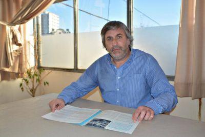 Lombardini pidió licencia como presidente de la Cámara de Comercio