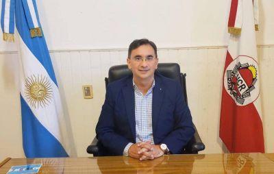 Jorge Lucero asumió la presidencia de la UCR San Luis