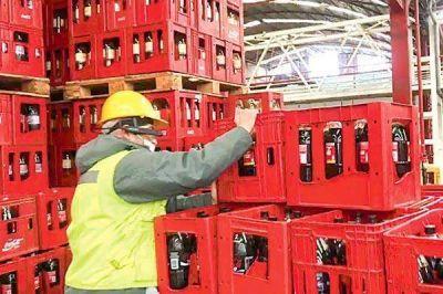 Coca-Cola Andina se vuelca a la robotización y al uso de big data
