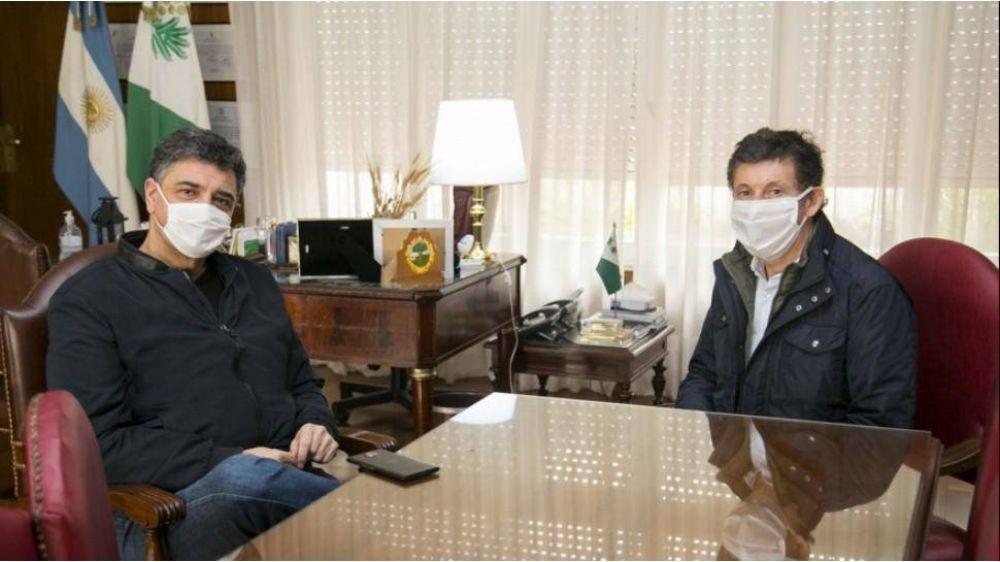 Intendentes destacan el trabajo colaborativo ante la pandemia