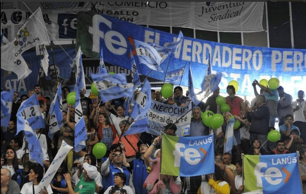 Un plenario del Partido de la Uatre confirmó su apoyo a Fernández y Kicillof