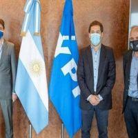 """""""Queremos una YPF fuerte, con la que el trabajador se sienta identificado"""", José Llugdar"""