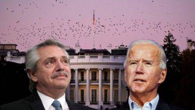 El canciller Solá inventó un diálogo entre Alberto Fernández y Biden que tensó la negociación con el FMI