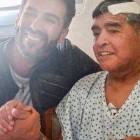 La prepaga de Maradona sugirió la rehabilitación y dijo que no tenía el alta