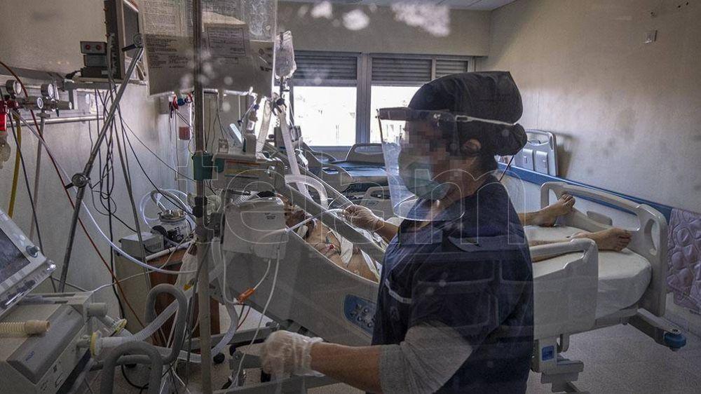 Murieron 198 personas y 8.037 fueron diagnosticadas con coronavirus en el país