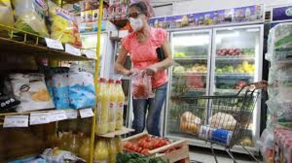 El precio de los alimentos creció muy por encima de la inflación