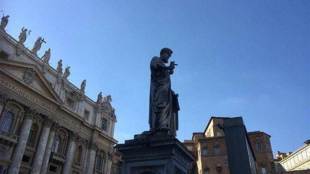 En el Consejo de Cardenales, la vida de la Iglesia en medio de la pandemia