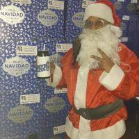 ATE Tigre entrega cajas navideñas