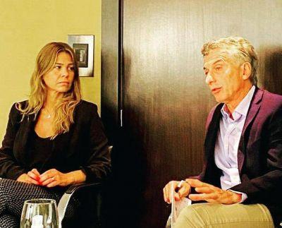 """La concejal de Hurlingham que se reunió con Macri y la planteó la necesidad de """"ser más amplios"""""""