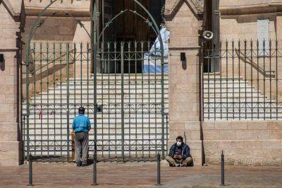 8 de diciembre: sin peregrinación y Basílica cerrada