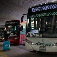 El transporte interurbano tiene una posible fecha de retorno en Córdoba