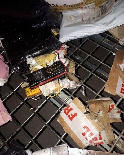 Detonaron paquetes bomba en una sucursal de Correo Argentino