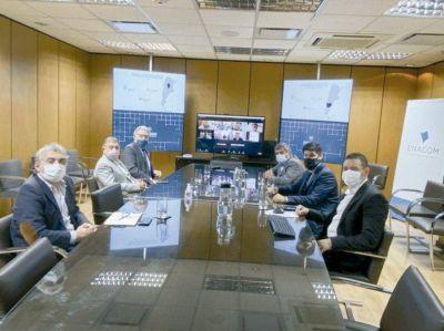 El Enacom entregó aportes a cooperativas de telecomunicaciones
