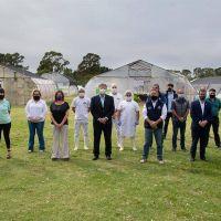 Zioliotto anunció inversiones en el Polo Tecnológico