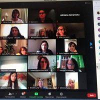Participación pampeana en Encuentro Internacional de la Red de Mujeres Mediadoras