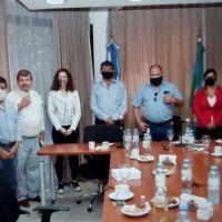 Se realizó una reunión entre la CGT Regional Quilmes y funcionarias de Trabajo