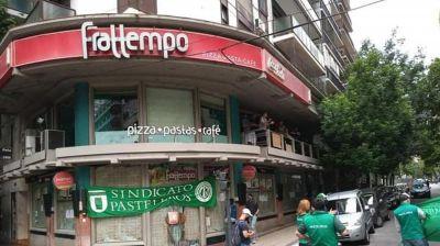 Insensibles: Cerraron la pizzería, quisieron fugarse y ahora se niegan a indemnizar a los trabajadores