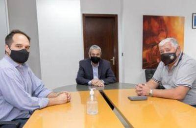 Encuentro entre el Secretario General de la FATLyF y el nuevo ministro de Desarrollo Territorial y Hábitat
