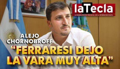Alejo Chornobroff: