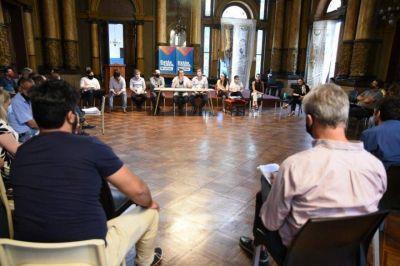 Avanza en La Plata el debate por el Presupuesto 2021 y la nueva ordenanza fiscal e impositiva