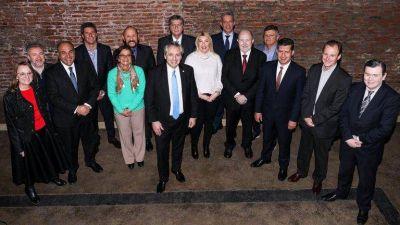 Sin Horacio Rodríguez Larreta, el Gobierno reúne al resto de los gobernadores y apura la firma del nuevo consenso fiscal